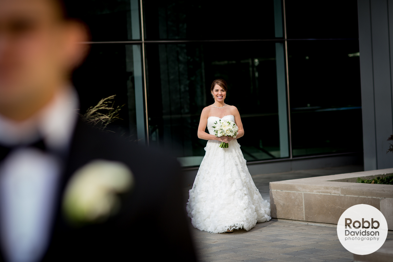 Westin River North Chicago wedding