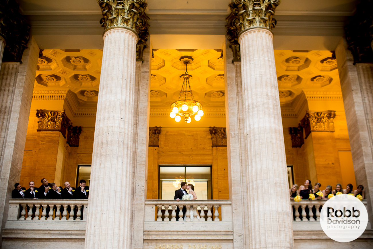 Union Station Chicago wedding